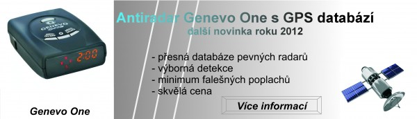 Antiradar Genevo One